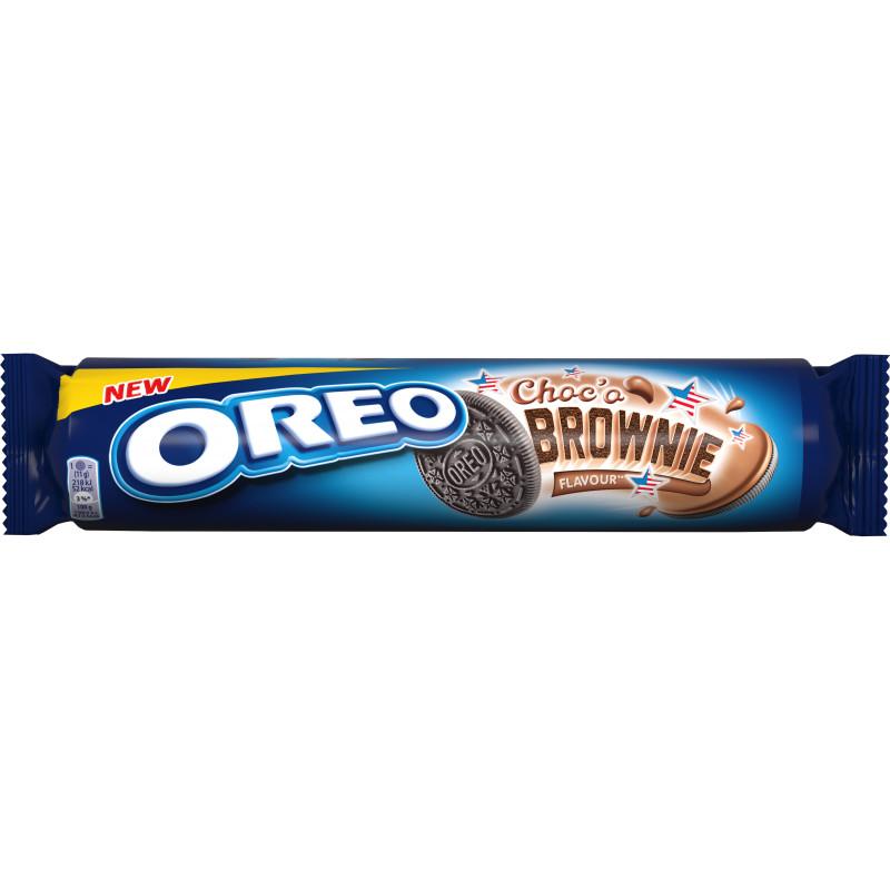 Oreo Choco Brownie 154 г