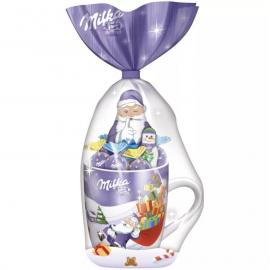 Подарочный набор Милка (кружка + шоколад)