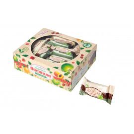 Пастила яблочная натуральная Ассорти 500гр