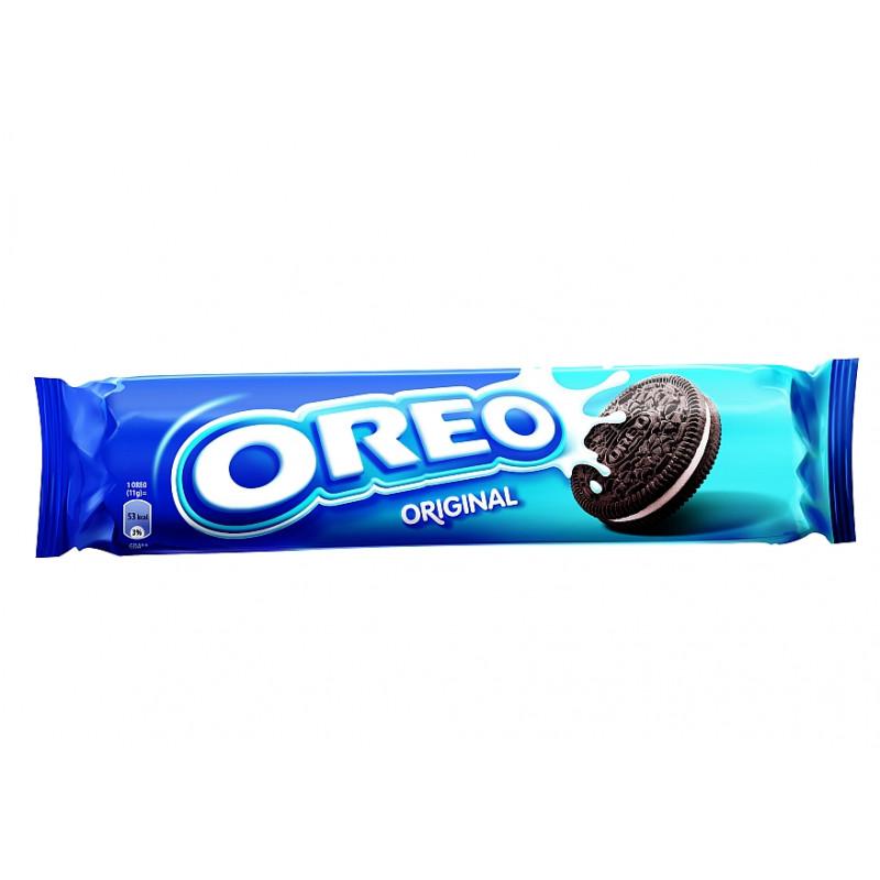 Oreo Original классическое оригинальное печенье с ванильной начинкой 154 грамма