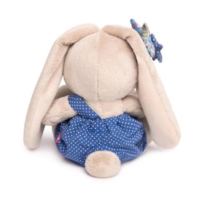 Мягкая игрушка «Зайка Ми» в трусах на лямочках