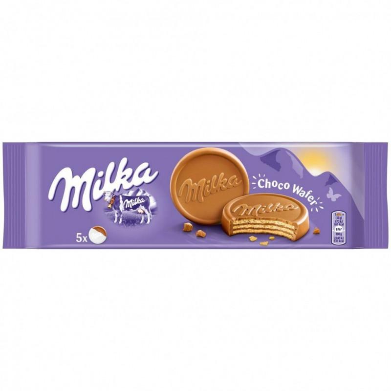 Печенье Milka Choco Wafer 150 г