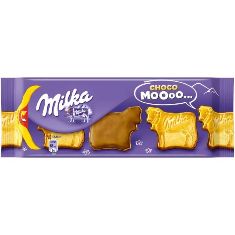 Печенье Milka Choco Moo 120гр УЦЕНЕННЫЙ ТОВАР