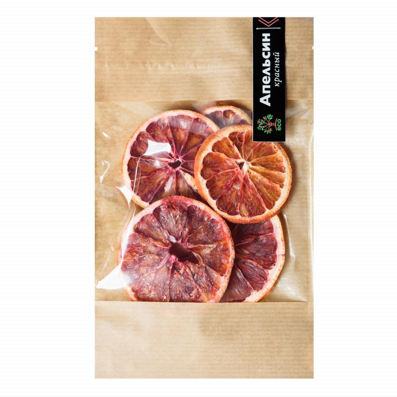 Апельсин красный сушеный, 30 гр