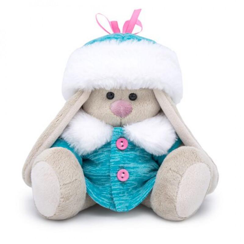 Мягкая игрушка «Зайка Ми в пальто с шапкой» (малыш) Budi Basa SALE