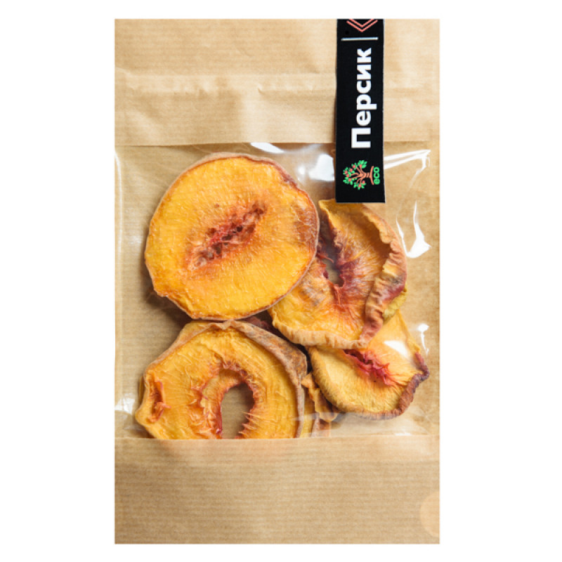 Персик сушеный, 50 гр.