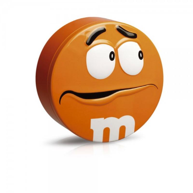 M&M's Candy Tin оранжевый 200 г УЦЕНЕННЫЙ ТОВАР