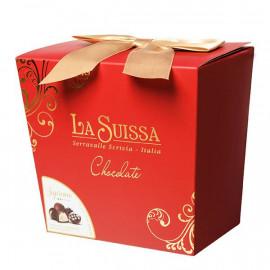 Набор Шоколадных Конфет La Suissa (красный) 450гр Уцененный товар