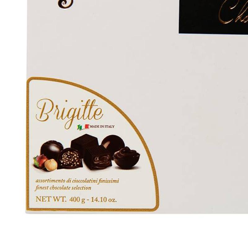 Набор Шоколадных Конфет La Suissa (белый) 400гр