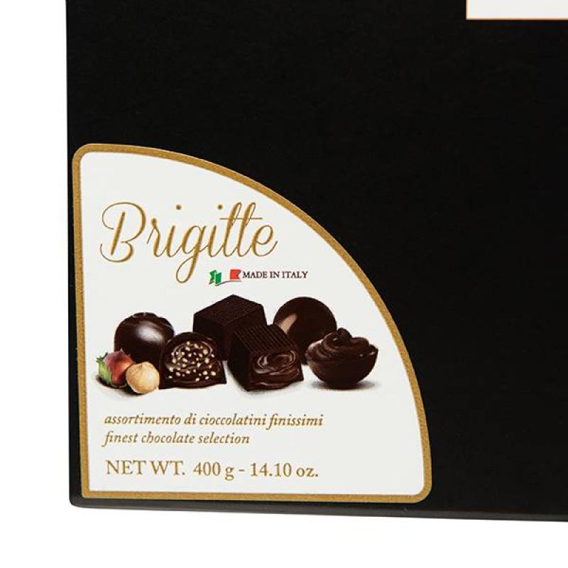 Набор Шоколадных Конфет La Suissa (черный) 400гр