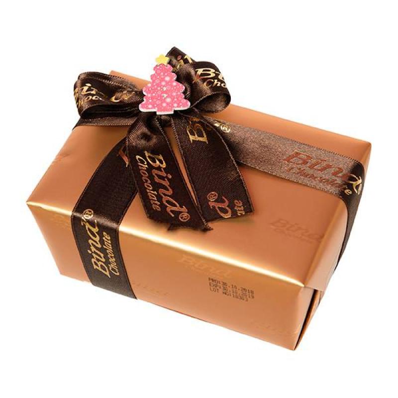 Набор Шоколадных Конфет Bind (золотой) 110гр