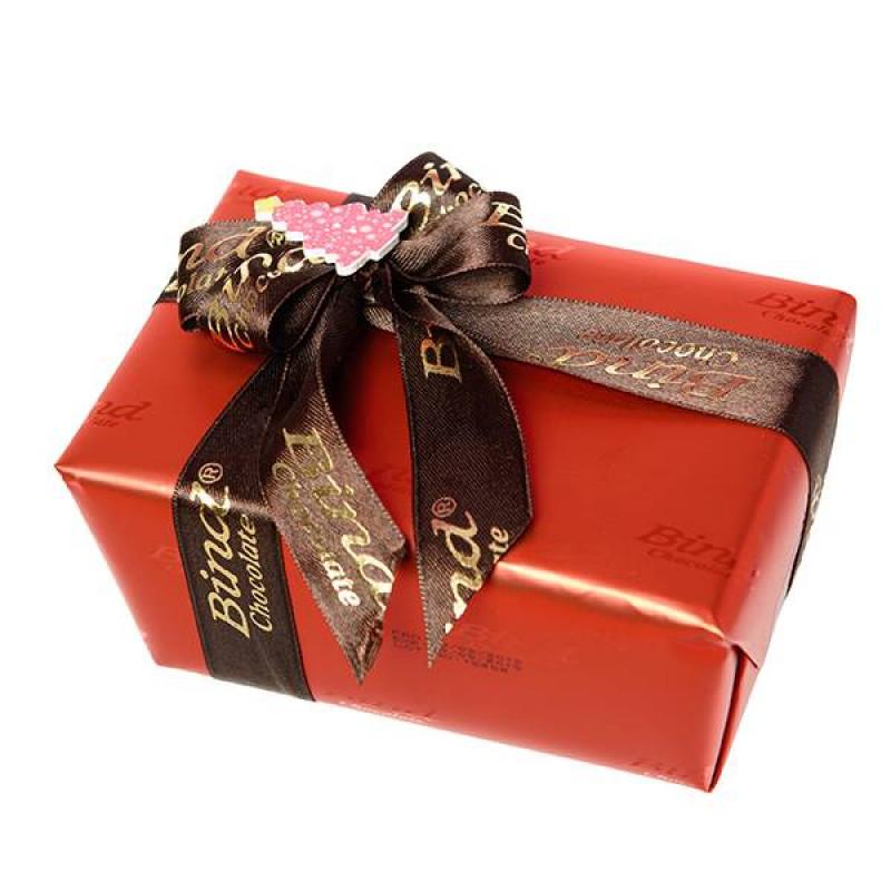 Набор Шоколадных Конфет Bind (красный) 110гр