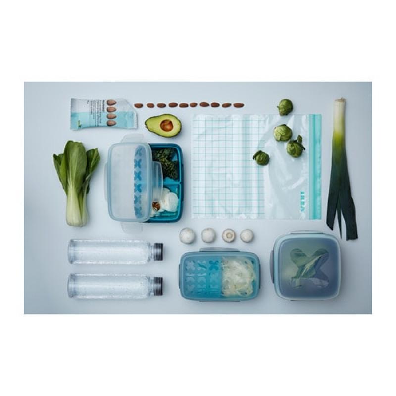 Пакеты пластиковые с замком, 30шт 90374957