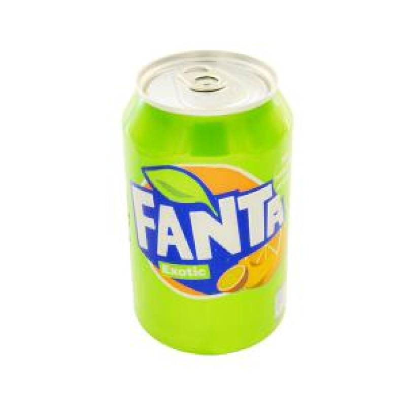 Fanta Exotic 330мл