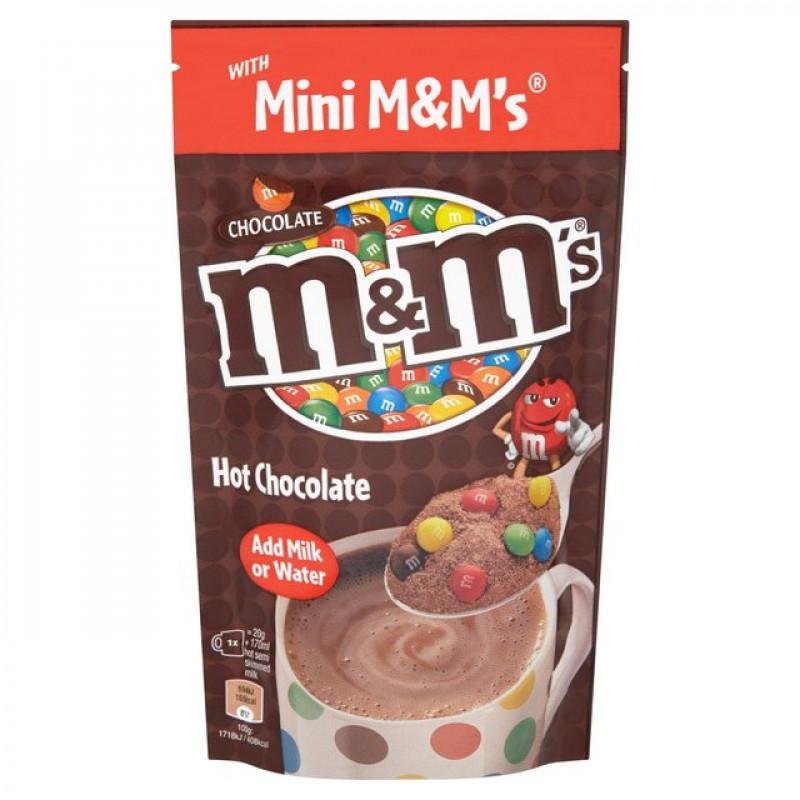 Горячий шоколад M&M`s пакет 140гр