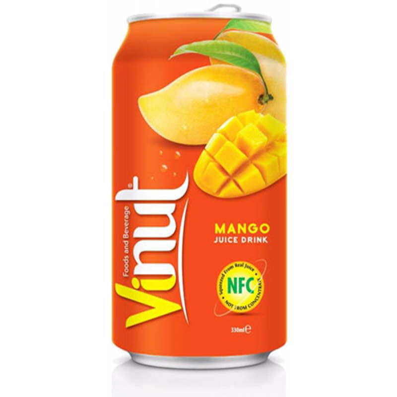 Сок Манго (напиток Vinut) 330 мл