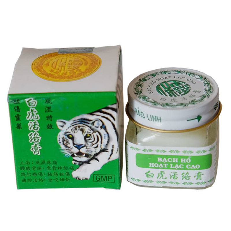 Бальзам Белый Тигр Bach Ho Hoat Lac Cao 20 гр