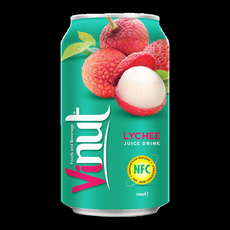 Сок ЛИЧИ, (Напиток Vinut) 330МЛ