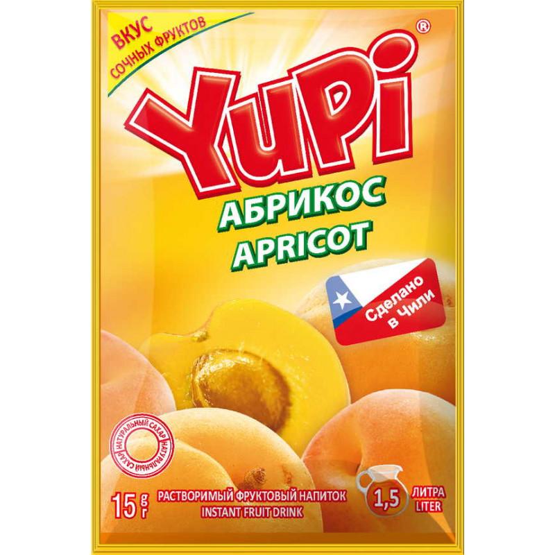 YUPI Абрикос 15г