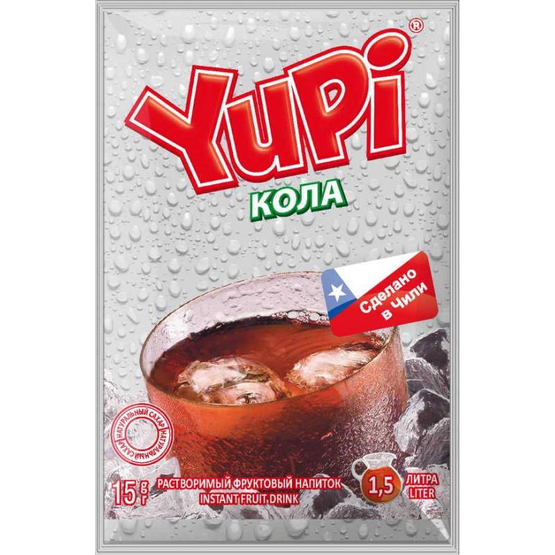 YUPI Кола 15г