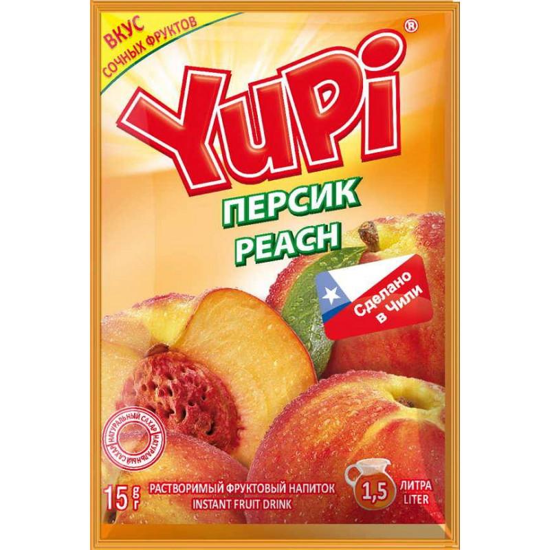 YUPI Персик  15г