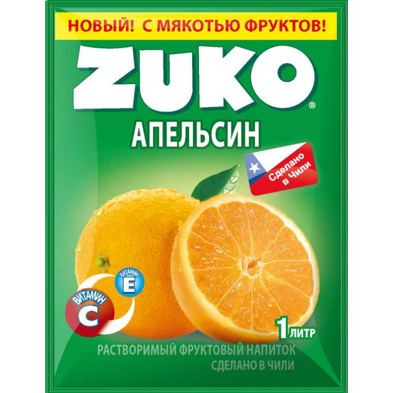 ZUKO Апельсин 25г