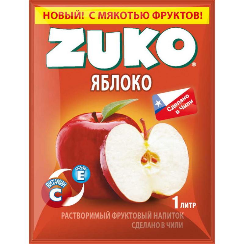 ZUKO Яблоко 25г