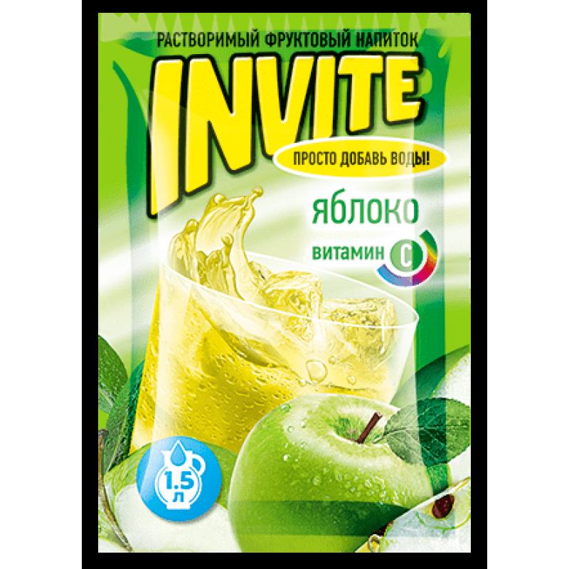 Invite Яблоко 9г