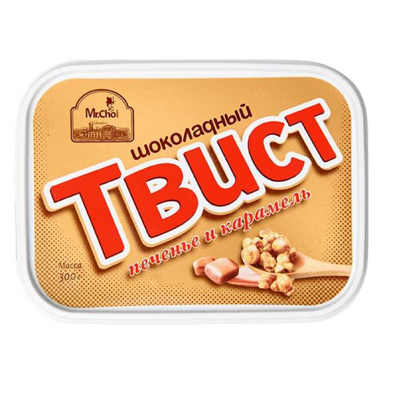 """Крем """"Шоколадный Твист"""" 300 грамм"""