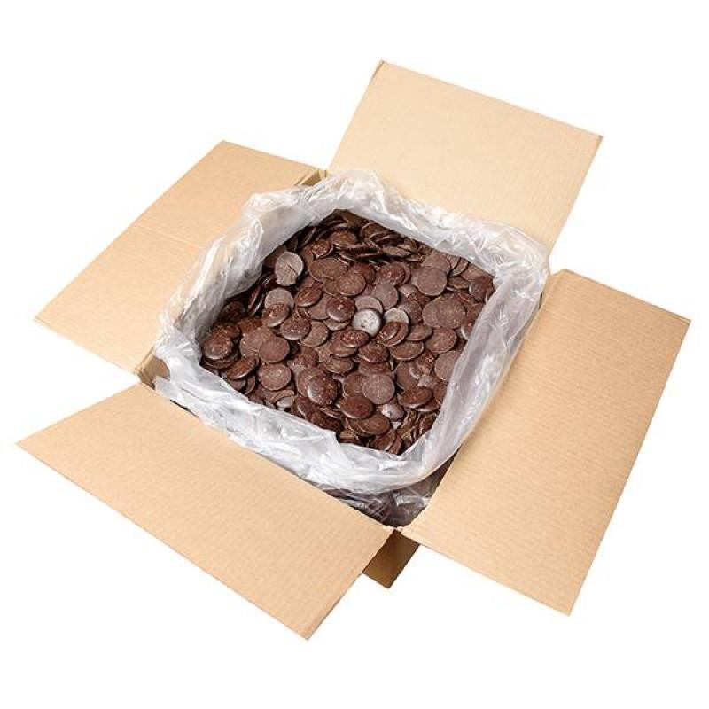Шоколад темный в каплях 53,4 процентов с/к СНT-21IN   20кг
