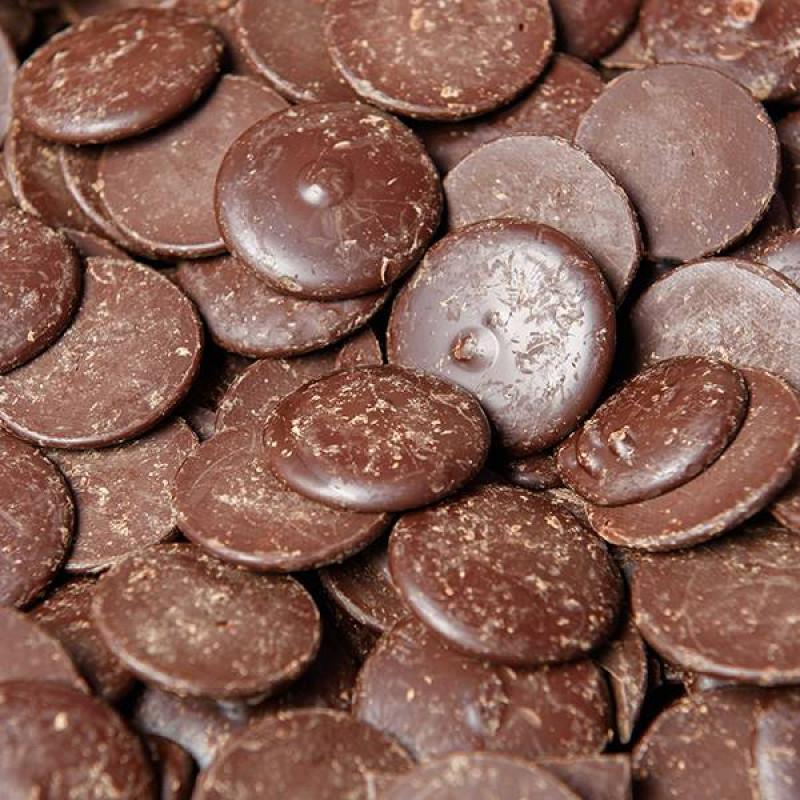 Шоколад горький в каплях 72,1 процентов с/к СНT-32T20   20кг