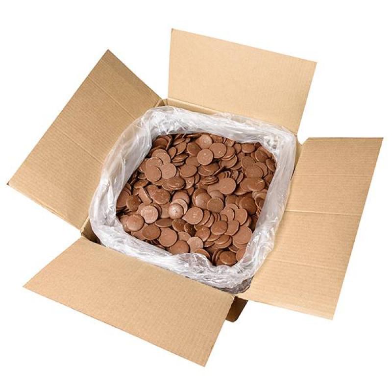 Шоколадная глазурь молочная >15 процентов с/к GCH-18IN   20кг