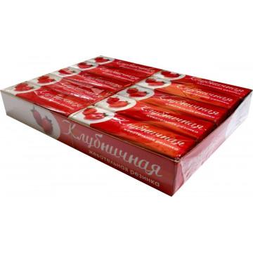 Винтажные жевательные пластинки со вкусом клубники SIGUM 20 пачек
