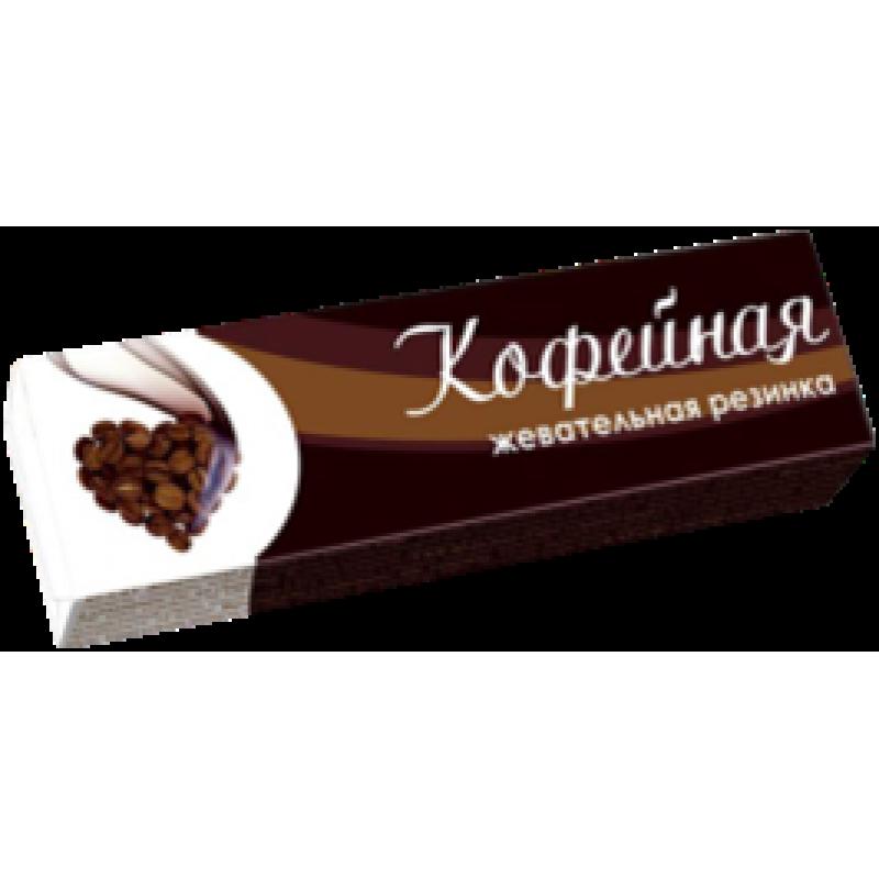 Винтажные жевательные пластинки со вкусом кофе SIGUM 20 пачек