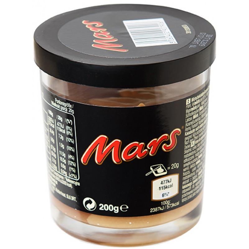 Mars шок. паста 200 гр