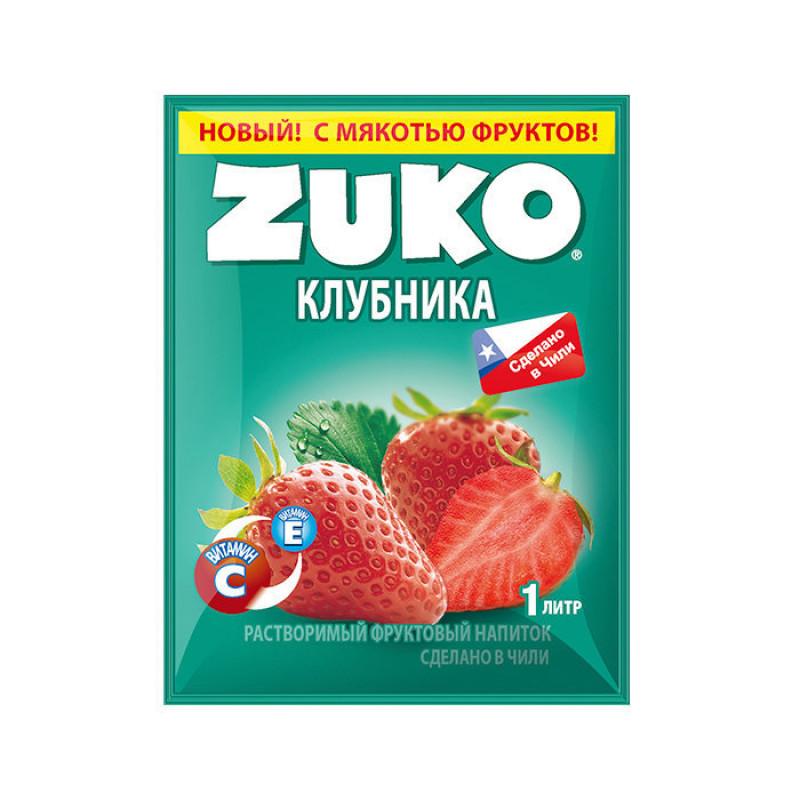 ZUKO Клубника 25г