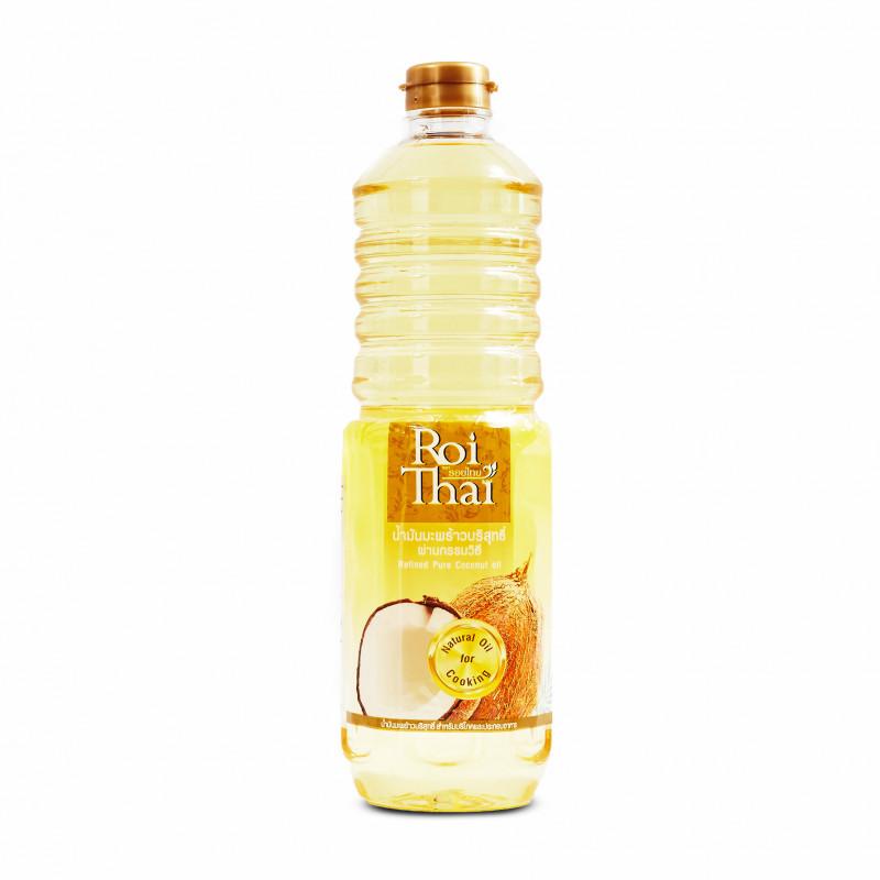 Рафинированное кокосовое масло 1000 мл