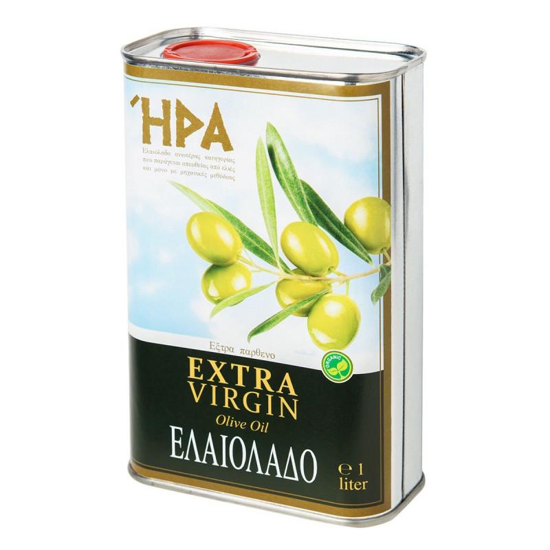 Натуральное Оливковое масло НРА ELAOILADO Extra Virgin Olive Oil, 1 литр   ( Греция )