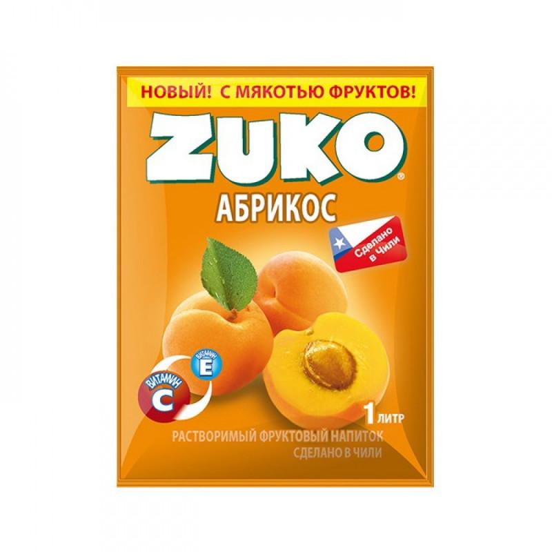 ZUKO Абрикос 25г