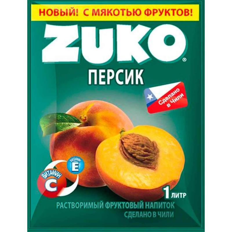 ZUKO Персик 25г