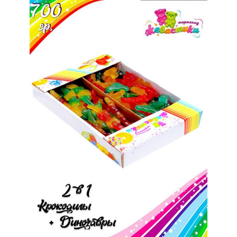 Жевастики / Сочный жевательный мармелад 700 г