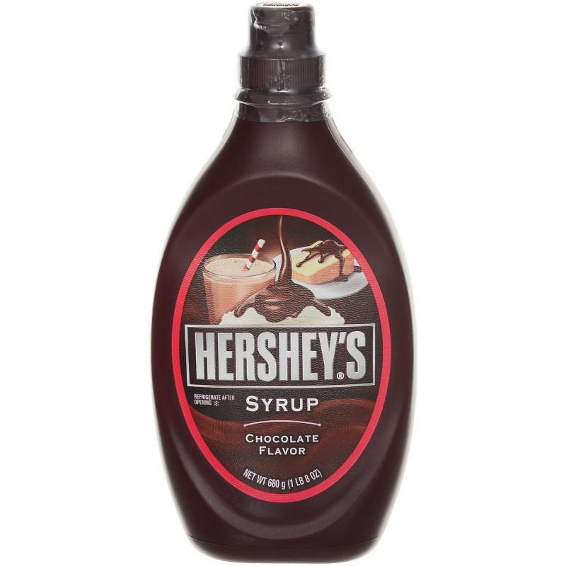 Сироп Hershey's шоколадный 680 г
