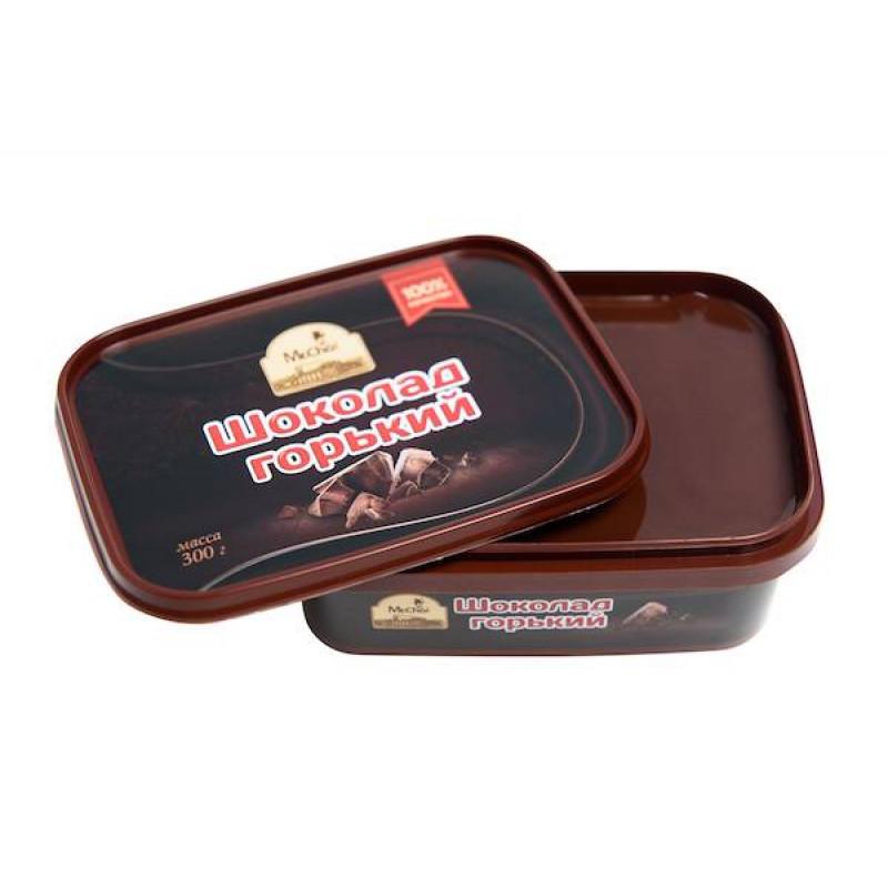 "Шоколад Горький ""Мистер Чо"" 300 гр (литой)"